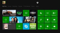 Xbox One Dashboard Seen In Leaked Video - Xbox One is yet to hit the markets and so far, Microsoft hasn't shown Xbox One dashboard to the public yet. But a new leaked video now shows off Xbox One console, controller as well as the dashboard screen, giving us the first actual peek at it.