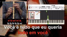 Essa tal liberdade   Alexandre Pires   Cifra e Karaoke das notas e da le...