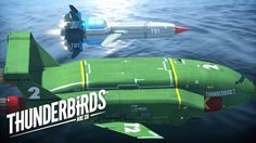 The global YouTube reveal of the Thunderbirds Are Go trailer, 24 hours before it's aired on ITV and CITV. Thunderbirds Are Go coming to CITV Spring 2015. Thu...