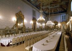 National Palace of Ajuda<br /> - Imagem Sala dos grandes Jantares