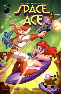 Don Bluth Films | ... Comic Book Catacombs: Rayboy's Review: Don Bluth Presents Space Ace