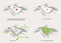 COMPETING IN ICELAND / Urban Planning and Hotel Design Proposal - Reykjavik
