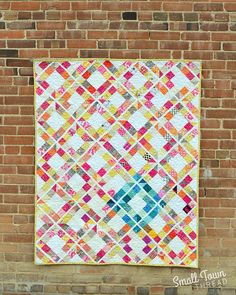 Humility Circle do.Good Stitches July Quilt
