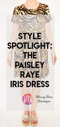 The Paisley Raye Iris dress is an exciting new swing dress with pockets and an adorable keyhole back detail. #paisleyraye #style