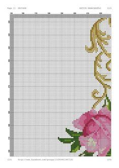 Geri Dönüşüm Projeleri Prayer Rug, Cross Stitch Flowers, Rose Bouquet, Diy Crafts, Pattern, Pink Tablecloth, Cross Stitch Rose, Daisies, Cross Stitch Embroidery