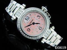 Cartier Ladies Watches