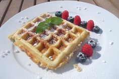 Breakfast, Recipes, Food, Tags, Europe, Waffles, Waffle Iron, Play Dough, Food Portions