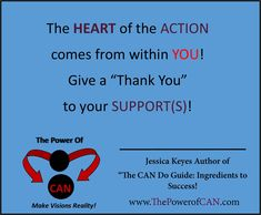 Have you thanked the support that is cored by your family, friends and business colleagues? Some Quotes, Your Family, Success, Author, Thoughts, Canning, Friends, Business, Amigos