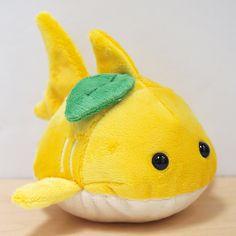 Lemon Shark Plush at shanalogic.com