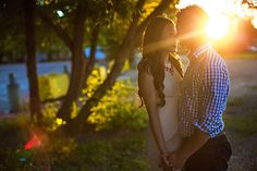 whyte avenue engagement session. {hannah + zion}