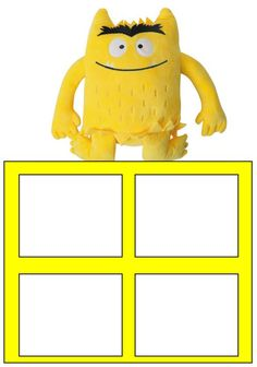 Kleurenmonster: Emotioneel Physical Education Games, Science Education, Human Body Unit, Deaf Culture, Disability Awareness, Feelings And Emotions, School Resources, Monster, Elementary Schools