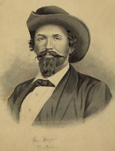 John Hunt Morgan – known as the 'Thunderbolt of the Confederacy' and remembered as the ideal of the romantic Southern cavalryman -- was born June 1, ...