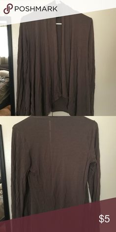 Banana republic shawl/cardigan Great condition size small Banana Republic Jackets & Coats