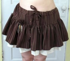 A simple, but amazing skirt