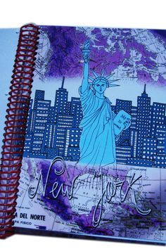 New York by Chabela.
