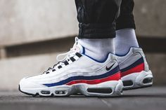 Nike Air Max 95 Essential Ultramarine On Feet Review +