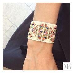 New born! Available @dunkelblau_fastschwarz #cuff#jewelry#jewellery#instajewellery#jewelryberlin#schmuckberlin#bijoux#perles#manchette#manchetteenperles#marionmazo#berlin#frenchspiritmadeinberlin#shoppinginberlin#berlinbased#localbusiness#supportlocal#designer#createur#petitcreateur#handmade#handmadewithlove#madeingermany#madeinberlin#frenchdesigner