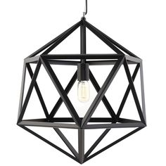 Many planes of experience collide with the Hester Vintage Modern Chandelier. Constructed of a geometric array of welded steel rods, Hester unites both time and space in a stunning display of industria