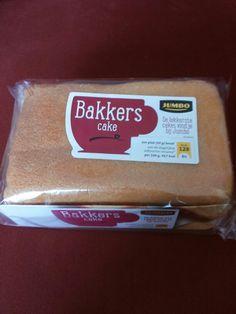 ~ Bakkerscake - Jumbo