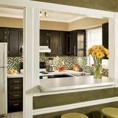 Image detail for -The $967 small kitchen remodel from This Old House.... by emily