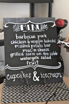 Cafe Chalkboard Signs | Chalkboard Menu Signs
