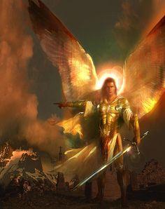 Dan.12:1 En te dier tijd zal Michaël opstaan, die grote vorst