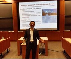 Albatross goes educational at Harvard - read about the Luxury Brand Management Workshop!