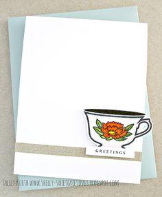 Simply Sweet Greetings: Fall Coffee Lover's Blog Hop-Take 2
