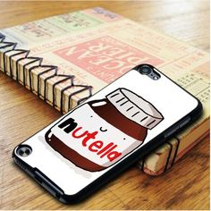 Nutella Art iPod 5 Touch Case