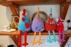 oh another crochet hen collection