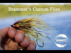 This is a tutorial for a Flashabou/MicroLon variation of Paul Miller's Rhea based Steelhead Fly. This Flashabou/MicroLon substitution is a bit easier to sour. Walleye Fishing, Carp Fishing, Ice Fishing, Fly Fishing Gear, Fishing Tips, Fishing Tackle, Pike Flies, Steelhead Flies, Salmon Flies