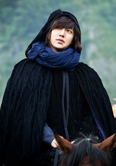 "Lee Min Ho - from the drama ""Faith"""