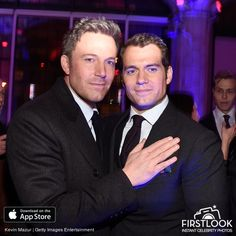 Henry Cavill after-party BVS New York City