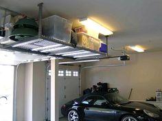 diy prefabricated steel shelves for garage   Home Interiors