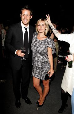 Louise Redknapp ELLE Style Awards - After Party
