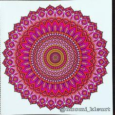 67 Beste Afbeeldingen Van Kleurplaten Mandalas Color Inspiration