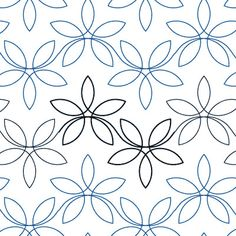 Dainty Lady Floral Quilt Design – The Feverish Quilter Quilting Stencils, Quilting Templates, Longarm Quilting, Free Motion Quilting, Quilting Projects, Quilting Tutorials, Hand Quilting, Quilting Stitch Patterns, Machine Quilting Patterns