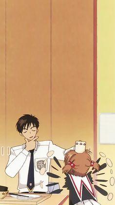 「sunflo w e r x」 Cardcaptor Sakura, Sakura Kinomoto, Sakura Card Captor, Cute Anime Wallpaper, Cute Cartoon Wallpapers, Animes Wallpapers, Iphone Wallpaper, Old Anime, Manga Anime