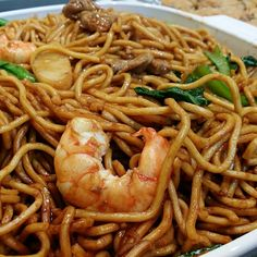 Stir fry yellow noodle - Joey_eat_fit_play - Dayre