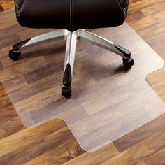 Matdom Chair Mat For Wood Floor At Home