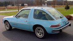 Curbside Classic: 1976 AMC Pacer I wanted one of these  - love this car!