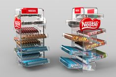 Nestle - POS materials on Behance