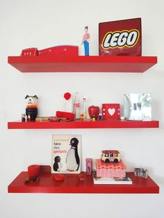 DESP4 Gadgets, Display Shelves, Lego Shelves, Lego Display, Room Shelves, Bedroom Closet Storage, Shelf Arrangement, Sconces Living Room, Lego Room