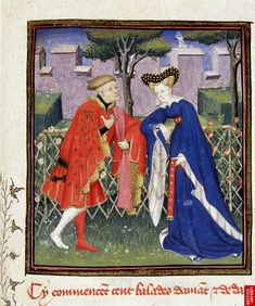1410 - The Book of the Queen -  by Master of the Cite Des Dames christine de pizan