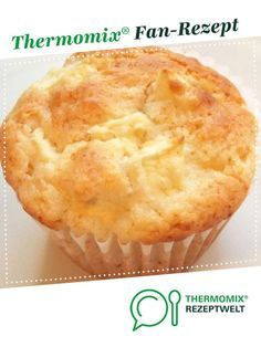 Apfel-Muffins von Sanra. Ein Thermomix ® Rezept aus der Kategorie Backen süß auf www.rezeptwelt.de, der Thermomix ® Community.