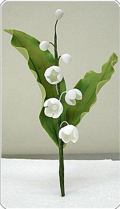 Handmade gumpaste flowers. Visit www.petalcrafts.com