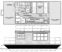 Small Footprint Living: Tiny houses on the water