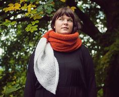 BeusBabicova / líščí šál (fox scarf)
