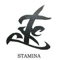 Stamina: Energía vital - Coraje de Combate #Runas