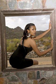 Fatima Toure, The Malian Beauty.